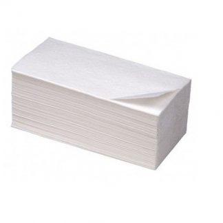 Бумажные полотенца V сложения