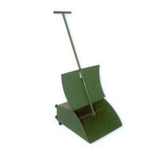 Совок- Ловушка металлический зеленый уличный купить в Воронеже недорого