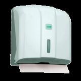 Диспенсер для листовых бумажных листовых полотенец V-сложения купить в воронеже, КОРРАД
