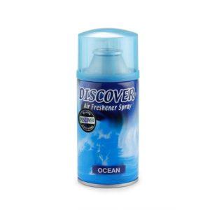 Сменный баллон для автоматического освежителя Discover Ocean Океан 320 мл купить в Воронеже, КОРРАД