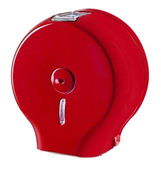 Диспенсер Palex для туалетной бумаги JUMBO красный 3444-B