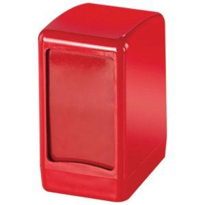 Диспенсер Palex настольный для салфеток красный 3474-B