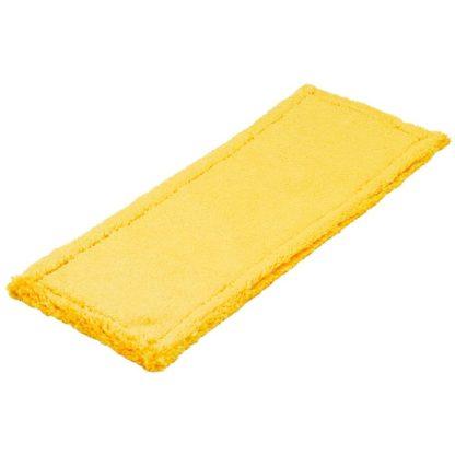 Моп микрофибра 40см желтый