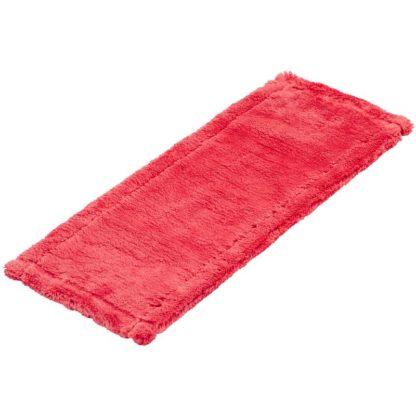 Моп микрофибра 40см красный