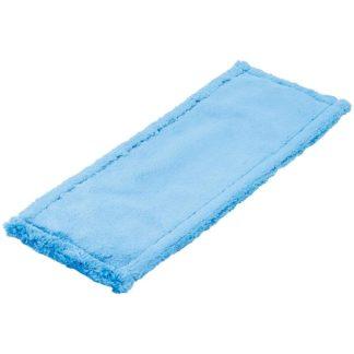 Моп микрофибра 40см синий