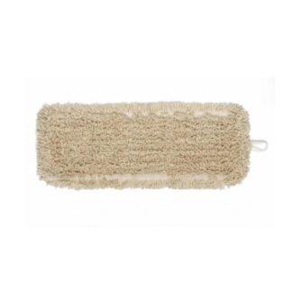 Моп плоский х/б для влажной уборки 40 см