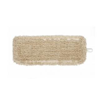 Моп плоский х/б для влажной уборки 50 см