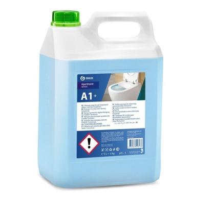 А1+ 5 л Профессиональное средство для сантехники Grass