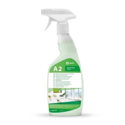 А2 600 мл Профессиональное универсальное средство для ежедневной уборки Grass
