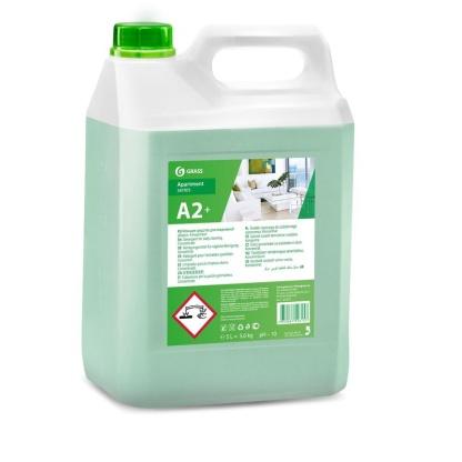 А2+ 5 л Профессиональное универсальное средство для ежедневной уборки Grass