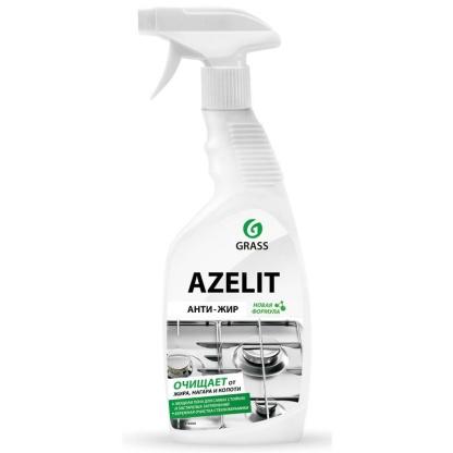 Azelit жидкость антижир 0.6 л Средство для чистки плит Grass