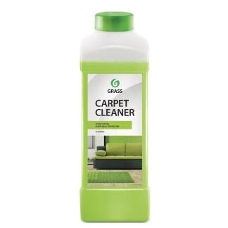 Carpet Cleaner 1 л Профессиональное средство пятновыводитель для ковров Grass