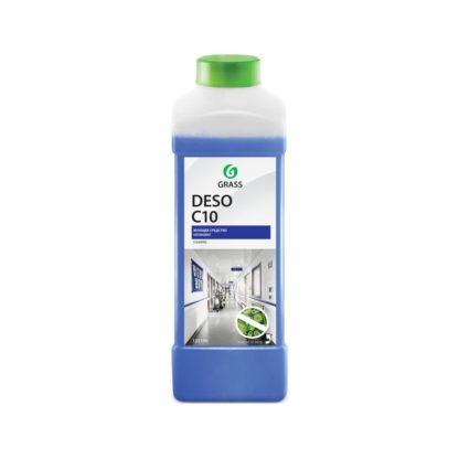 Deso С10 1 л Профессиональное дезинфекционное средство Grass