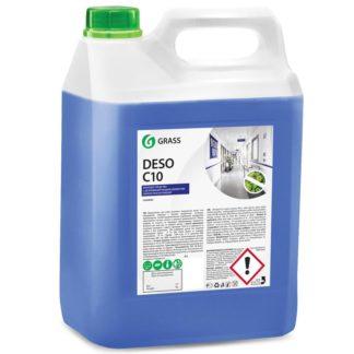 Deso С10 5 кг Профессиональное дезинфекционное средство Grass