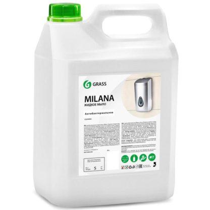 Milana Антибактериальное 5 кг Мыло жидкое Grass