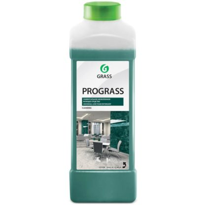 Prograss 1 л концентрат Профессиональное универсальное чистящее средство Grass