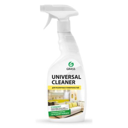Universal Cleaner жидкость 0.6 л Чистящее средство универсальное Grass