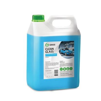 Clean Glass 5л Профессиональное средство для стекол Grass