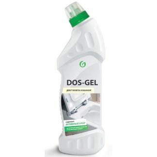 Trio-gel 5л отбеливающее средство с хлором