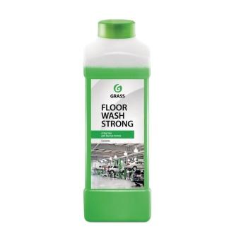Floor Wash Strong 1 л Профессиональное средство для мытья пола Grass