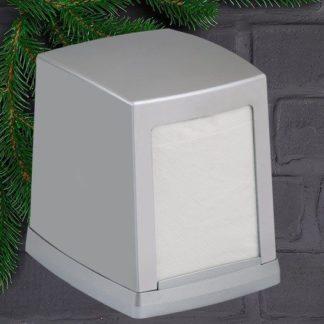 Диспенсер настольный для салфеток Vialli (Виалли) NP80M хром
