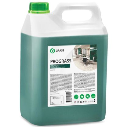 Prograss 5 кг концентрат Профессиональное универсальное чистящее средство Grass
