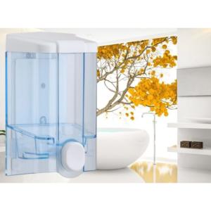 Диспенсер для жидкого мыла Vialli (Виали) S4T 1000мл. прозрачный