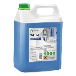 WC-Gel 5.3 кг Профессиональное средство для сантехники Grass