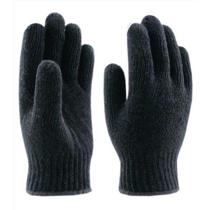 Перчатки рабочие трикотажные полушерстяные Зимние
