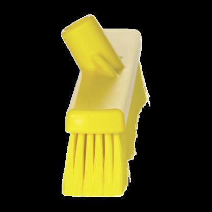 Щетка для подметания пола мягкая, 410 мм, Мягкий, желтый цвет