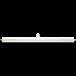 Гигиеничный сгон для пола со сменной кассетой, 700 мм, белый цвет