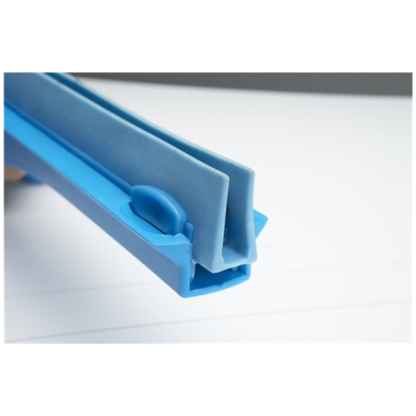 Гигиеничный сгон для пола со сменной кассетой, 700 мм, синий цвет