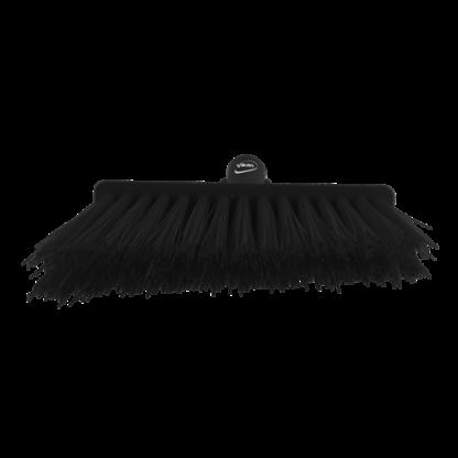 Щетка для подметания с ворсом под углом, 290 мм, Очень жесткий, черный цвет
