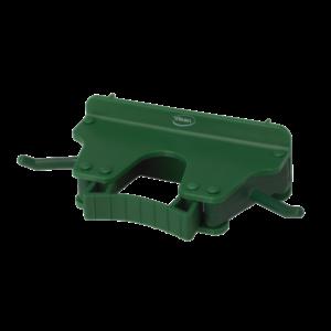 Настенное крепление для 1-3 предметов, 160 мм, зеленый цвет