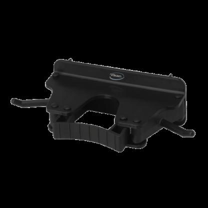 Настенное крепление для 1-3 предметов, 160 мм, черный цвет