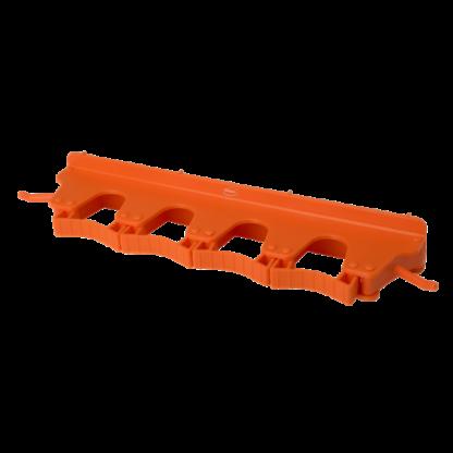 Настенное крепление для 4-6 предметов, 395 мм, оранжевый цвет