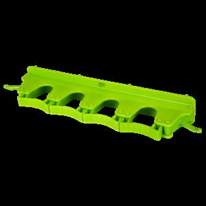 Настенное крепление для 4-6 предметов, 395 мм, Лаймовый