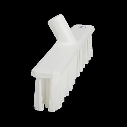 Щетка для подметания UST (Ультра Гигиеничная Технология), 400 мм, средний ворс, белый цвет