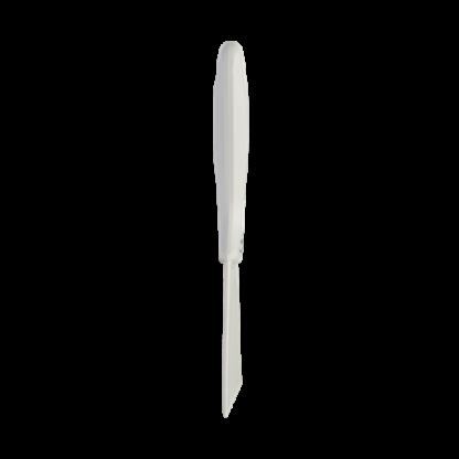 Нейлоновый ручной скребок, 100 мм, белый цвет