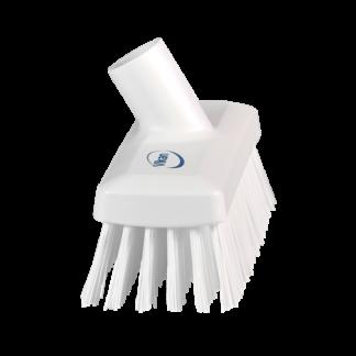 Компактная щетка для пола и стен, 225 мм, Жесткий, белый цвет