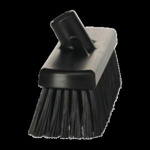 Щетка для подметания, 300 мм, средний ворс, черный цвет
