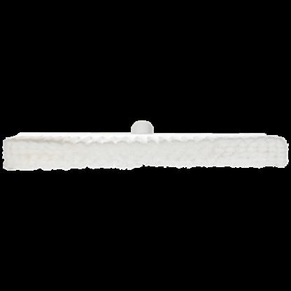 Щетка для подметания, 410 мм, Мягкий/ расщепленный, белый цвет