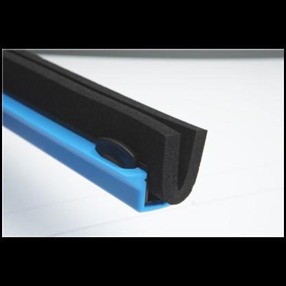 Классический сгон для пола со сменной кассетой, 500 мм, синий цвет