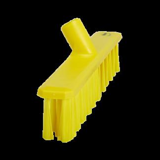 Щетка для подметания UST (Ультра Гигиеничная Технология), 400 мм, средний ворс, желтый цвет