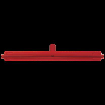 Гигиеничный сгон для пола со сменной кассетой, 505 мм, красный цвет