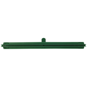 Гигиеничный сгон для пола со сменной кассетой, 605 мм, зеленый цвет