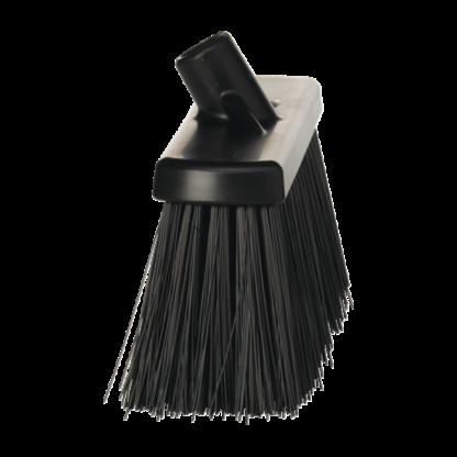 Щетка для подметания сверхпрочная, 330 мм, Очень жесткий, черный цвет