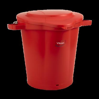 Ведро, 20 л, красный цвет
