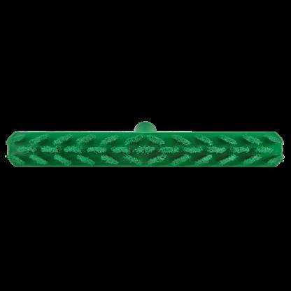 Скребковая щетка для пола UST (Ультра Гигиеничная Технология), 400 мм, Жесткий, зеленый цвет