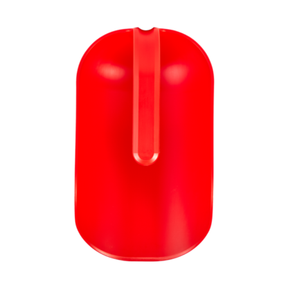 Эргономичный ковш, 2 л, красный цвет